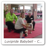 Luvipride Babybell - Camp_Sociale 2004 - Best Juniores