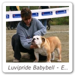 Luvipride Babybell - Expo Int Rapallo